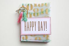 Happy Day Envelope Album