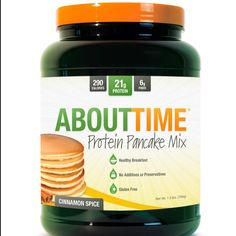 "If you are looking for all natural protein products without all of the fillers that are currently on the market you're going to love this line! Use ""JadeGoldFitness"" for 25% discount for following www.TryAboutTime.com"
