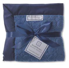 SwaddleDesigns Jewel Tone Puff Circle Stroller Blanket, True Blue by SwaddleDesigns, http://www.amazon.com/dp/B007PDI0IY/ref=cm_sw_r_pi_dp_zmRqrb1N9BABK