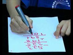 9▶ קסם מתמטי במספרים בני שלוש ספרות - YouTube