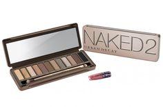 Item desejo do Blog LP: a Naked 2, palette que vem com pincel de 2 pontas e um gloss