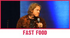 """Tim Hawkins is one very funny guy. Need a good laugh? Watch his spoof video """"Cletus take the Reel"""" Snork! Very Funny, A Funny, Funny Stuff, Tag People, Funny People, Tim Hawkins, Man Humor, Comedians, Haha"""
