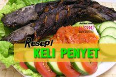 Resepi Ikan Keli Penyet | http://www.wom.my/saji/resepi-ikan-keli-penyet/