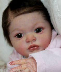 Tamara Leigh Reborns Natali Blick Julietta Awake Reborn baby girl beautiful Tamara auty