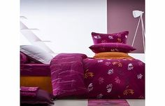 Essix Caprice Bedding Pillowcases Regular The colours raspberry pumpkin white musk and currant mingle and combine beautifully on the 100% cotton Caprice fabric to give off an atmosphere of liveliness and refinement. http://www.comparestoreprices.co.uk//essix-caprice-bedding-pillowcases-regular.asp
