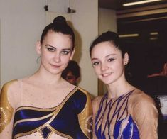 Tamara Yerofeeva and Anna Bessonova