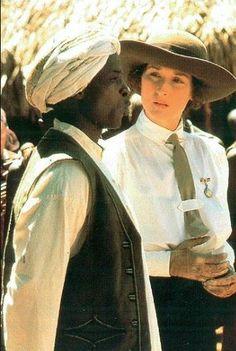 African American Fashion Blazer And Skirt Work In Africa, Out Of Africa, Africa Style, Meryl Streep, Ana Karenina, Karen Blixen, Safari Costume, The Painted Veil, African American Fashion