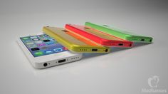 Low-cost iPhone Apple's Colorful Future ?