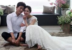 2PM Rapper Taecyeon Shares His Feelings About Getting Married At A Press Event For The New Film 'Marriage Blue' More: http://www.kpopstarz.com/articles/46416/20131022/2pm-taecyeon-lee-yeon-hee-marriage-blue.htm