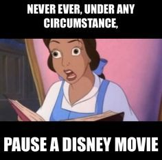 never pause a movie - Google Search