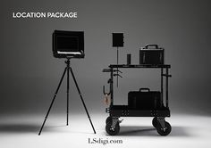 www.LSdigi.com  D.I.T Cart / Location Package, digital technicians london, digital operators london, digital capture london, Inovativ Cart Hire London