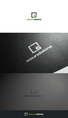 "SimpleCreate a clean, modern, simple and professional Logo for Car Audio Product - ""Sound Skins"" by pixelism™"