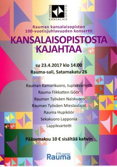 Rauman kansalaisopisto - Kansalaisopisto