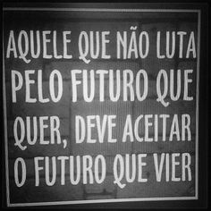 Luta pelo futuro