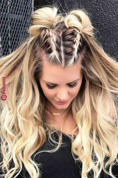 24 Super Easy Quick hairstyles for all hair lengths 24 Super E . - 24 super easy quick hairstyles for all hair lengths 24 super easy quick hairstyles for all hair lengths # hairstyles for every length # bun for long hair Medium Hair Styles, Curly Hair Styles, Hair Medium, Simple Hairstyles For Medium Hair, Cute Quick Hairstyles, Funky Hairstyles, Back To School Hairstyles For Long Hair, Easy Hair Styles Quick, Easy Hairstyles For Medium Hair For School