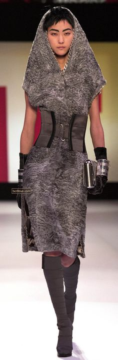 Jean Paul Gaultier 2013-14 Fall Winter Collection ♥✤