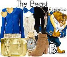 Disney Bound - The Beast