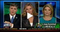 Sean Hannity attacks Obama's daughters for taking too many vacations