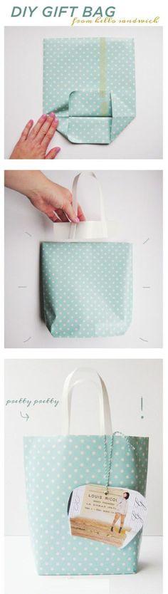 Prepara tu propia bolsa