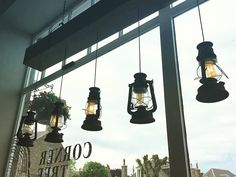 All of the lights, all of the lights. #blogger #instagood #love #instadaily #instamood #lights #happy #summer #coffee #cafe