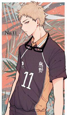 Read Tsukishima Kei x male reader from the story Haikyuu! karasuno, one-shots, lectora. Tsukishima Kei, Haikyuu Karasuno, Haikyuu Fanart, Kageyama, Haikyuu Anime, Nishinoya, M Anime, Fanarts Anime, Hot Anime Guys