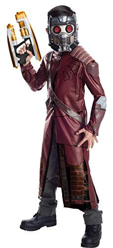 Rubies Guardians of The Galaxy Deluxe StarLord Costume Child Small >>> Visit the image link more details.