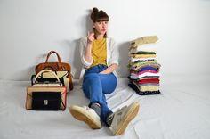 Liebevoll ausgewählte Kleidungsstücke aus Omas Kleiderschrank verkauft Mona in Ihrem Vintage Onlineshop. Bei uns berichtet sie von Ihrer Selbstständigkeit.