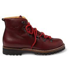Vintage Hiking Boots Mountain Style Pinterest