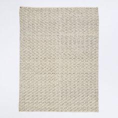 Popcorn Wool Shag Rug