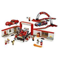 Vanaf 2015 zijn er de LEGO Speed Champions! Begonnen met Ferrari, McLaren en Porsche en in 2017 aangevuld met Mercedes, Ford en Bugatti. Voor de echte raceauto fans! Ben jij klaar voor de start?! Bekijk de nieuwste sets op Veel Bouwplezier!
