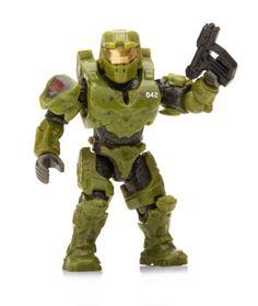 Amazon.com: Mega Bloks de Halo UNSC Jackrabbit Blitz: Juguetes y juegos