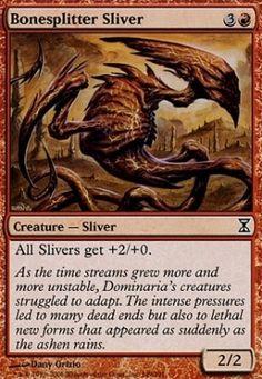 Foil Magic 2015 English Diffusion Sliver MTG magic cards 1x x1 NM-Mint
