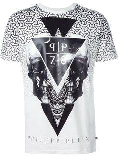 PHILIPP PLEIN 'Arizona' T-Shirt. #philippplein #cloth #t-shirt