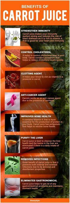 29 Surprising Benefits of Carrot Juice