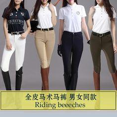 Hurtownie mężczyźni kobiety jazda konna chaps equitacion chaps equitation professional English style spodnie bryczesy jodhpurs jeździectwo