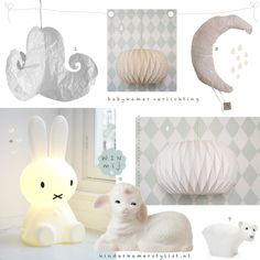 #babykamer #verlichting #kinderlampen #lamps | BLOG