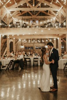 Sycamore Creek Heartwood Barn wedding venue in Branson, MO.