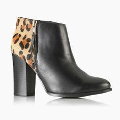 Boots bi-matière femme - 3 Suisses