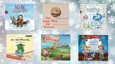 Mein Rückblick auf 2015: Hörbücher für Kinder