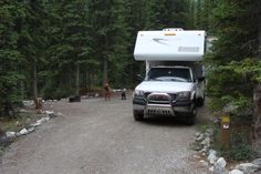 RV.Net Open Roads Forum: Campgrounds in Banff/Lake Louise area