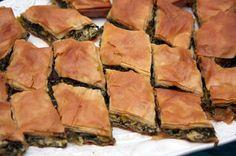 Spanakopita (Spinach Pie) Recipe - Saveur.com
