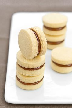 Alfajores - I LOVE these things! :)