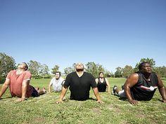 iVillage: Yoga for bros...broga? Check it! :)