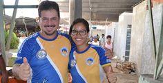 Deputado Marcos Manassés visita Jacobina e vai à Feira Livre para agradecer aos eleitores