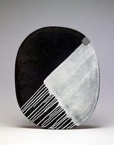 Jun Kaneko is a Japanese ceramic artist living in Omaha, Nebraska, in the United States. His works in clay explore in the effects of repeated abstract surface motifs