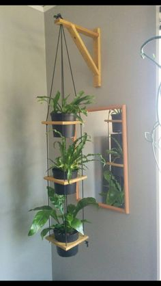 The nuances of Herb Garden Racks Apartment .- Die Nuancen von Herb Garden Racks Apartment The nuances of Herb Garden Racks Apartment - Garden Rack, Herb Garden, Vegetable Garden, Garden Types, Hanging Plants, Indoor Plants, Patio Plants, Indoor Garden, Culture D'herbes