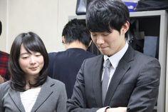 17時過ぎの関西将棋会館棋士室