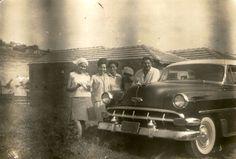 Vila Antonina, anos 50. Colaboração: Tânia Moreti
