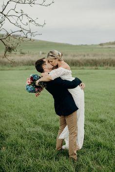 STEPH & TOM'S SOUTH COAST WEDDING