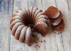 Schoko-Kaffee Gugelhupf - Backen mit Christina Dream Cake, Food Cakes, Cakes And More, Cake Cookies, Bagel, Nutella, Cake Recipes, Sweet Treats, Deserts